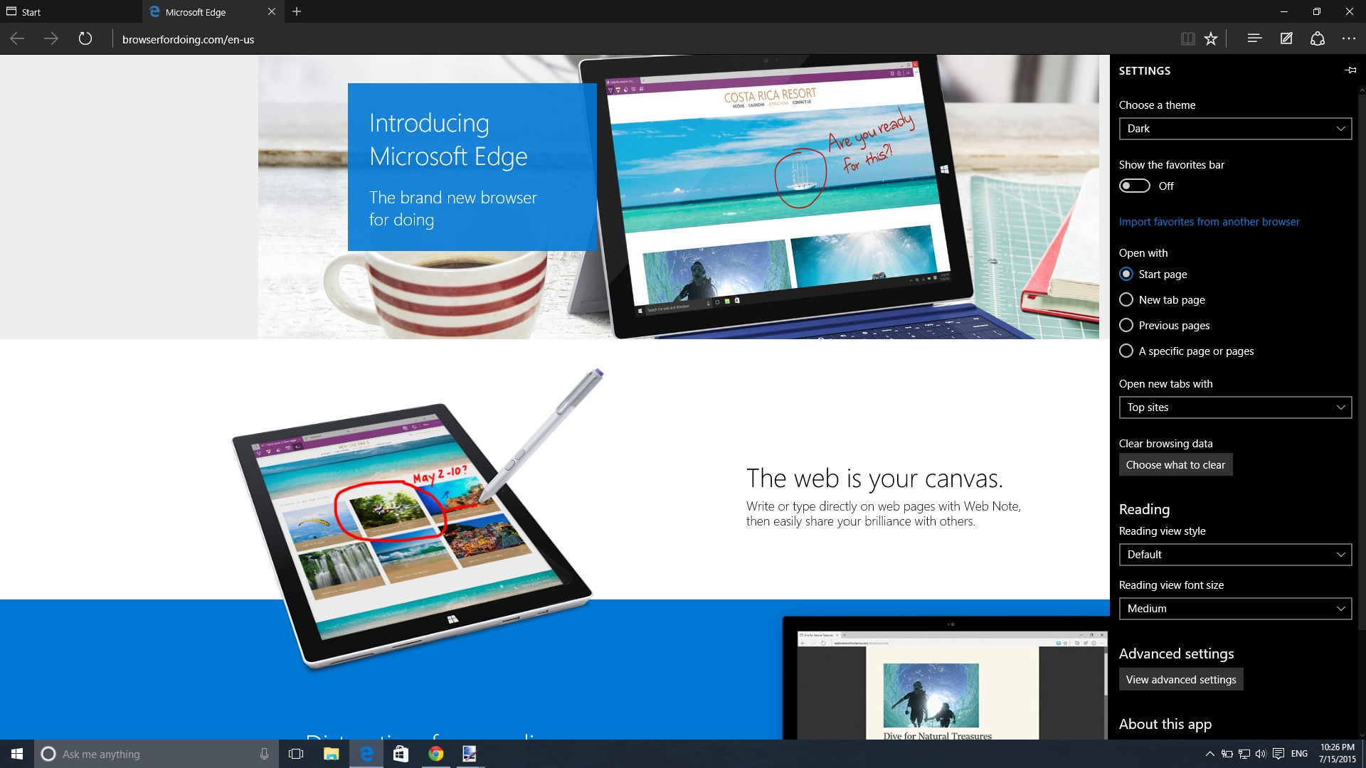 Hands-on with Windows 10 Build 10240 (RTM) 13