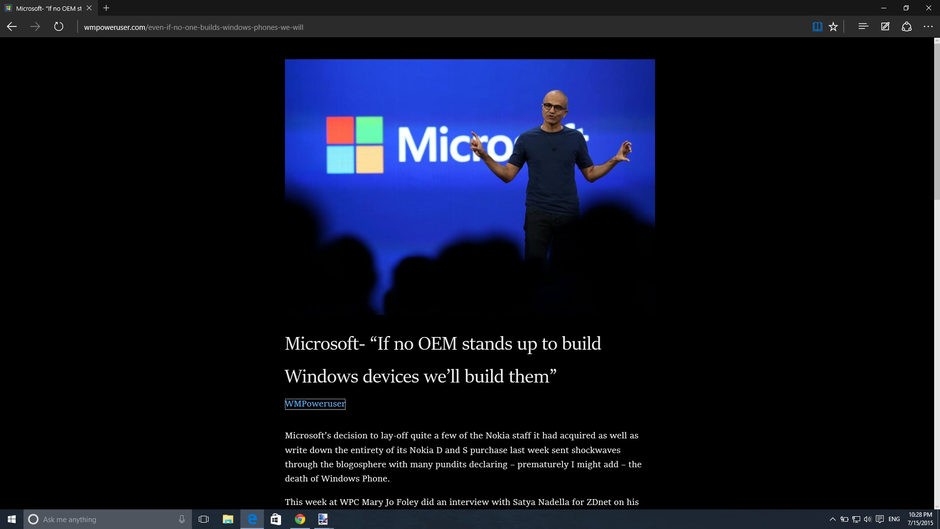 Hands-on with Windows 10 Build 10240 (RTM) 27