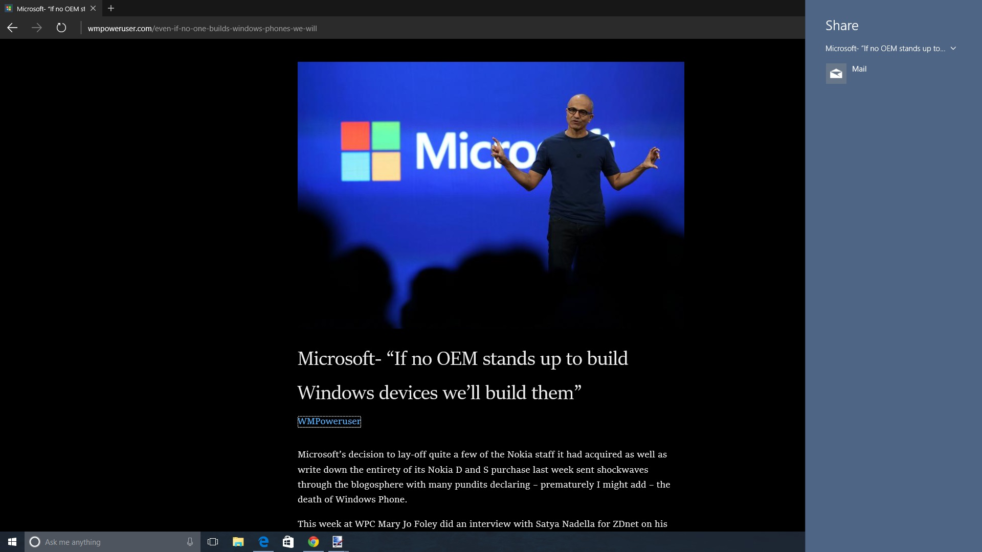 Hands-on with Windows 10 Build 10240 (RTM) 22