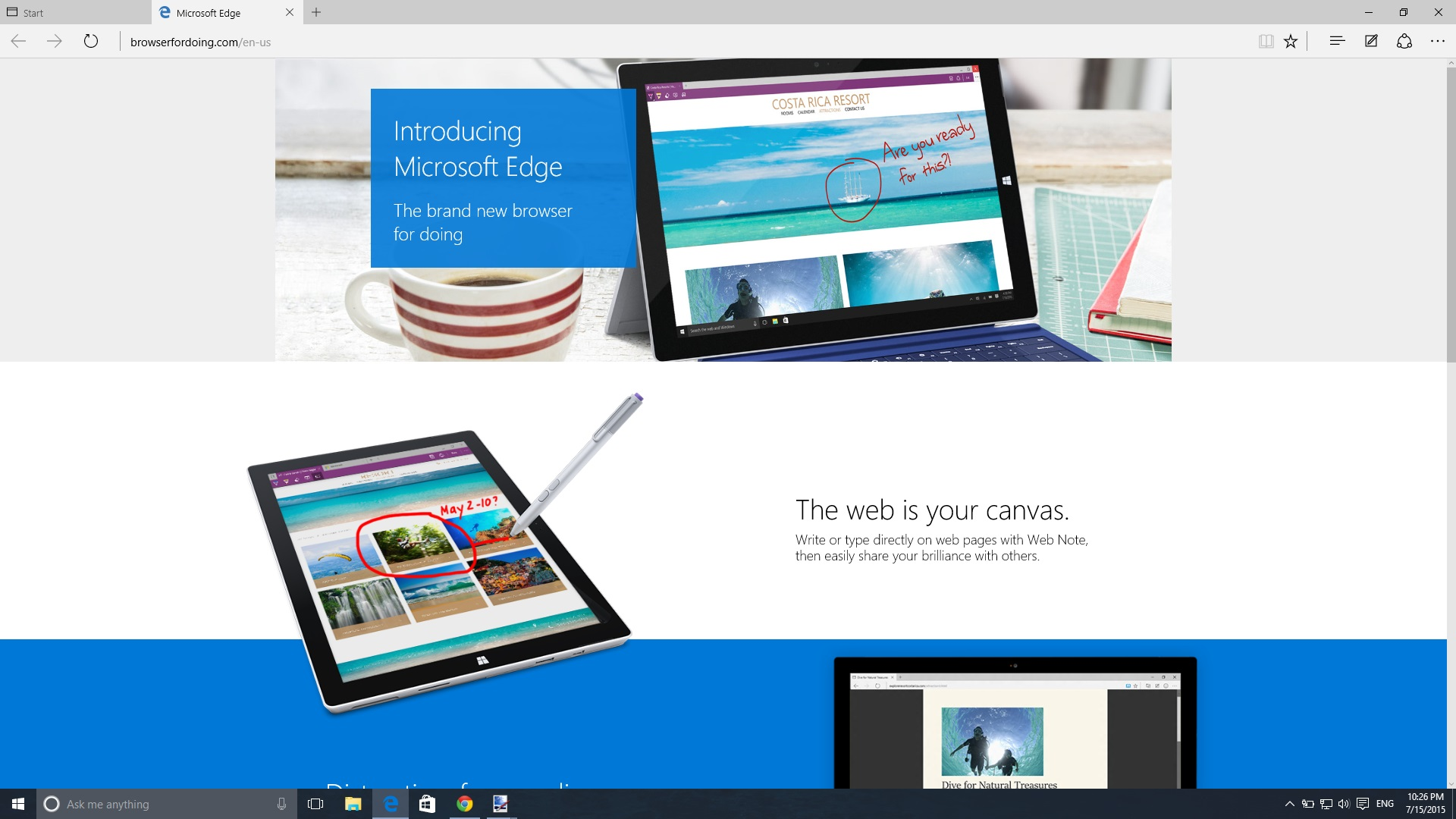 Hands-on with Windows 10 Build 10240 (RTM) 18