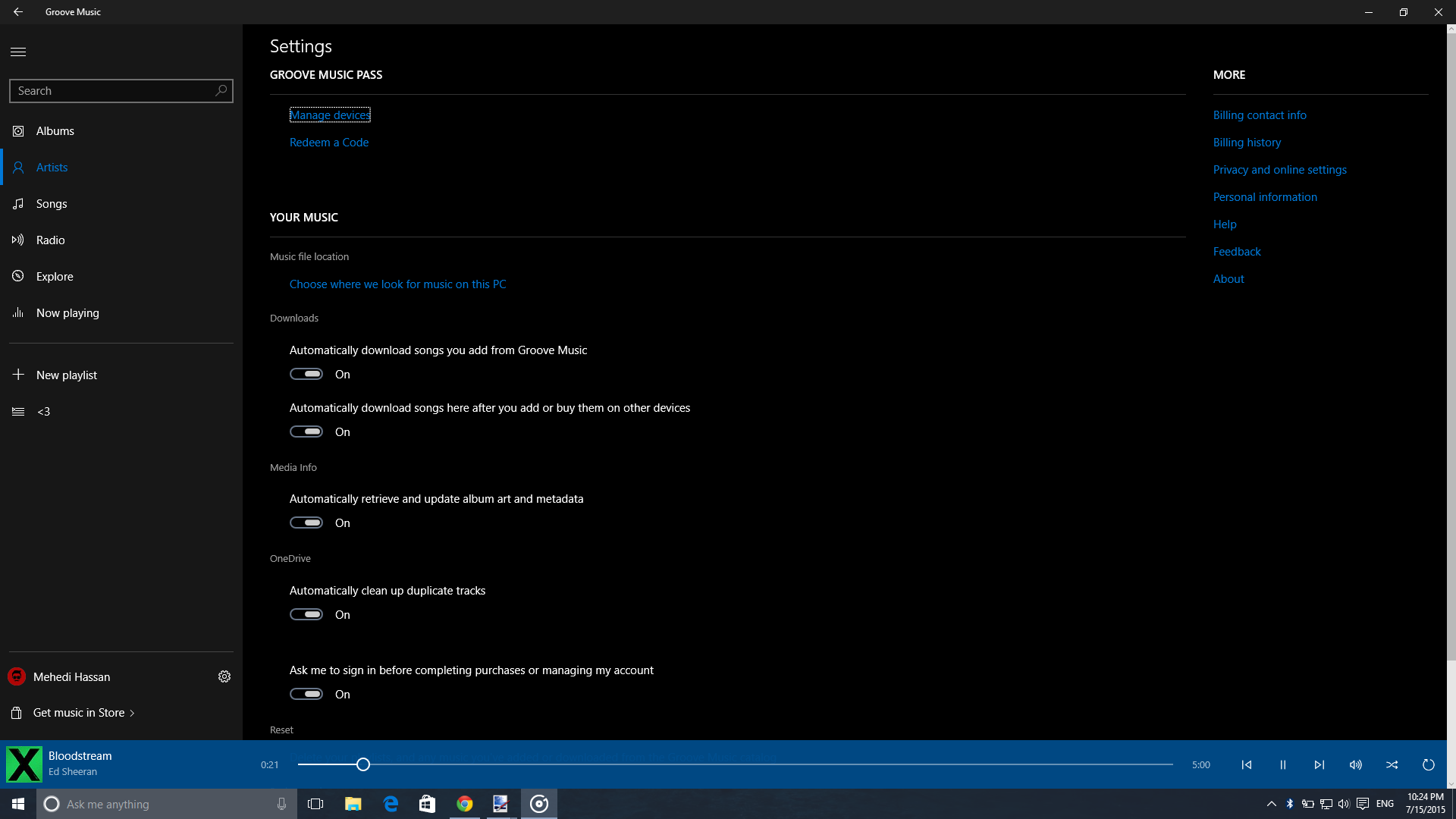 Hands-on with Windows 10 Build 10240 (RTM) 35