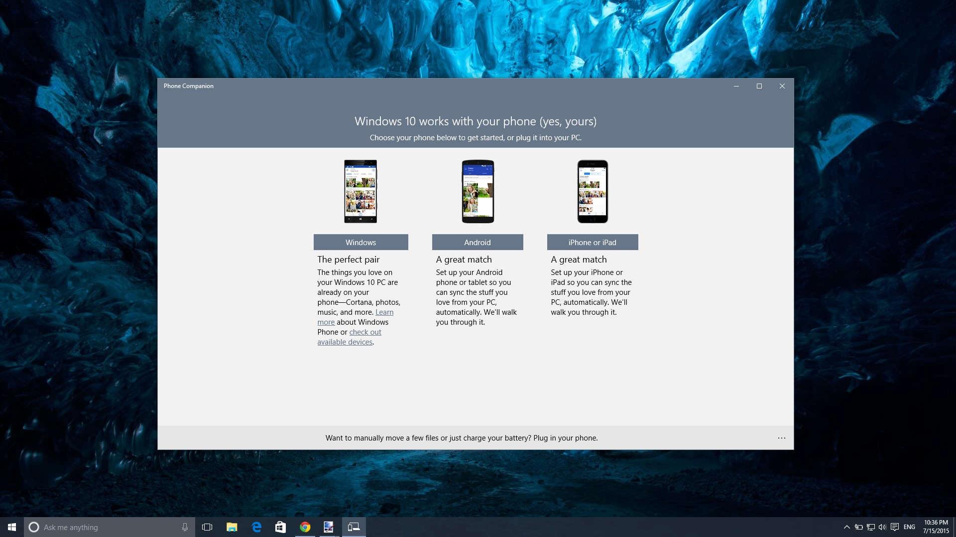 Hands-on with Windows 10 Build 10240 (RTM) 1