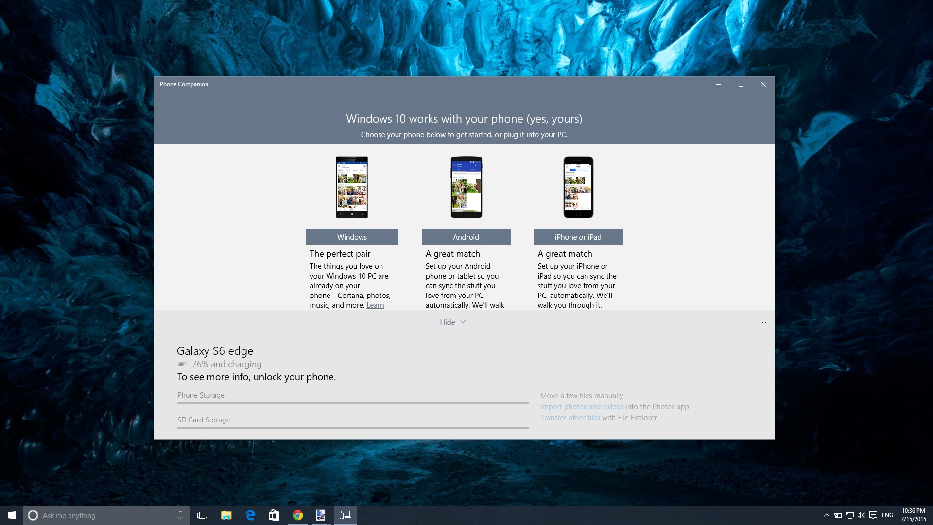 Hands-on with Windows 10 Build 10240 (RTM) 30