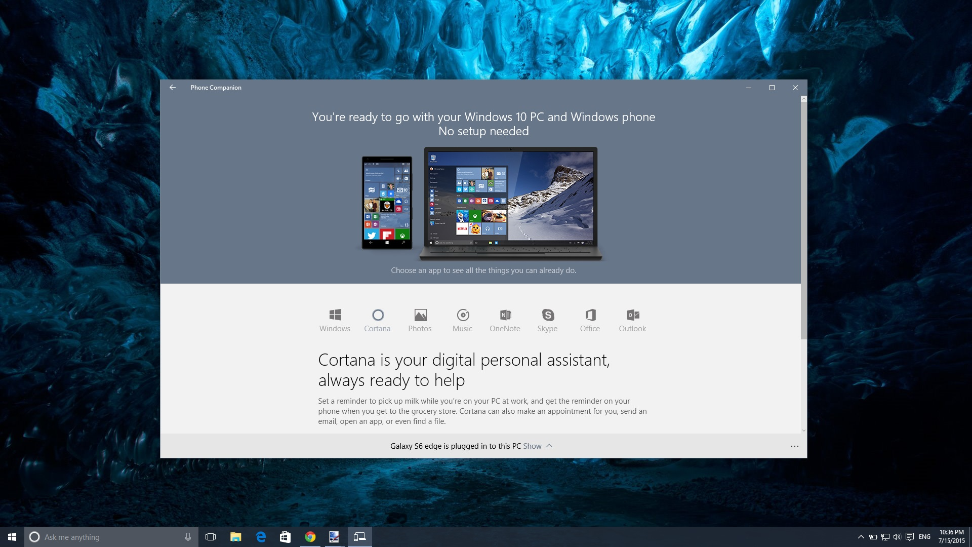 Hands-on with Windows 10 Build 10240 (RTM) 25