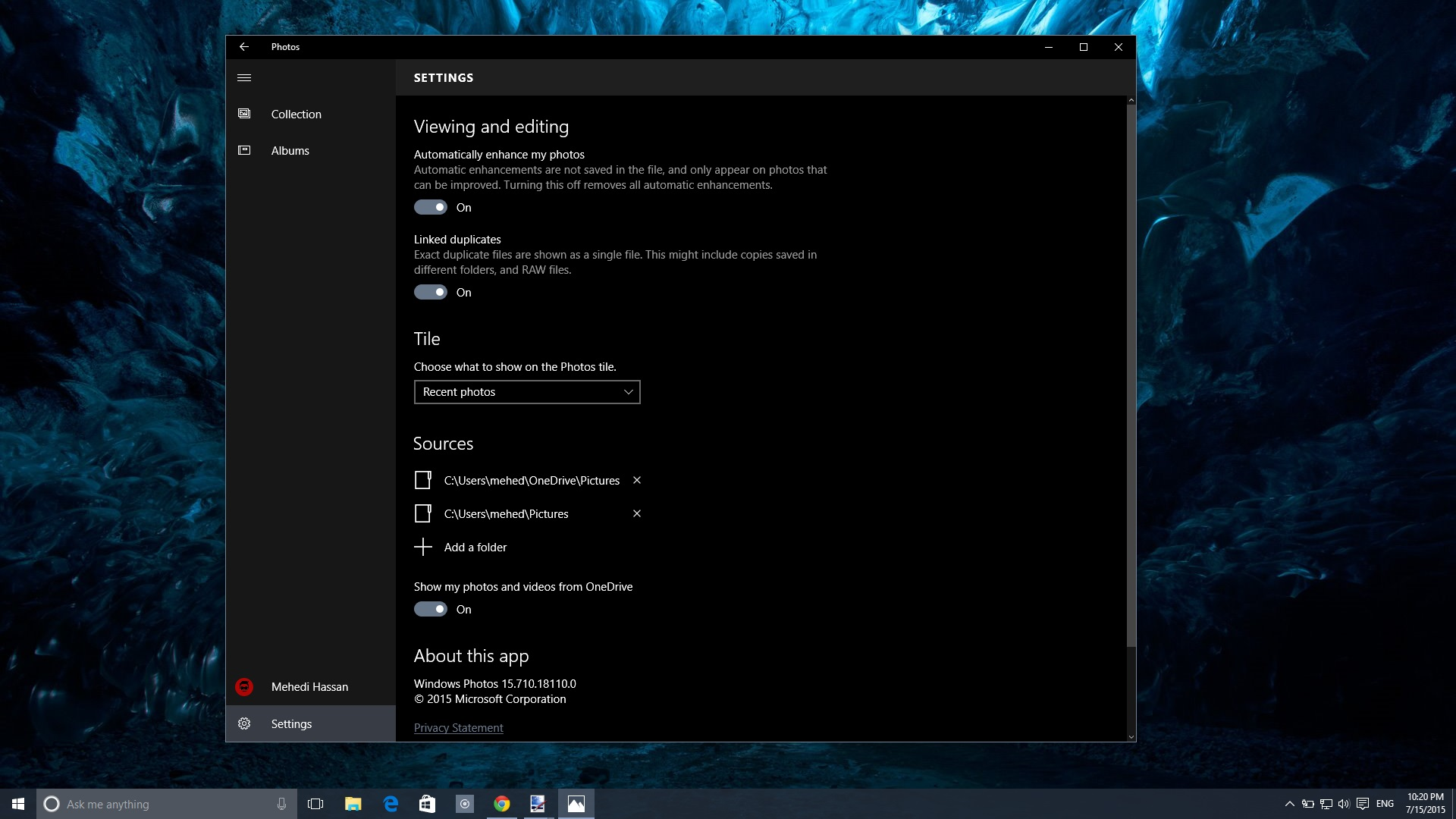 Hands-on with Windows 10 Build 10240 (RTM) 42