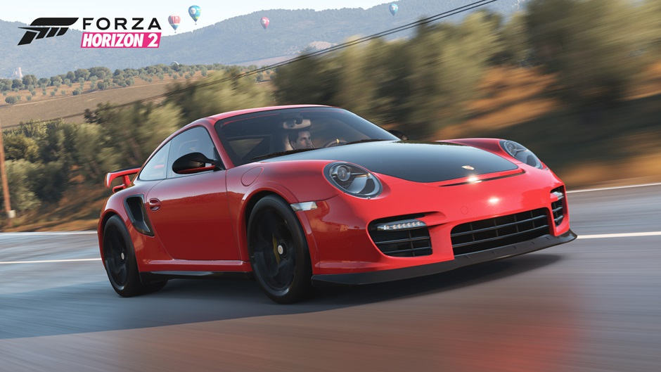 Two Free Porsche Cars Now Available For Download On Forza Horizon 2