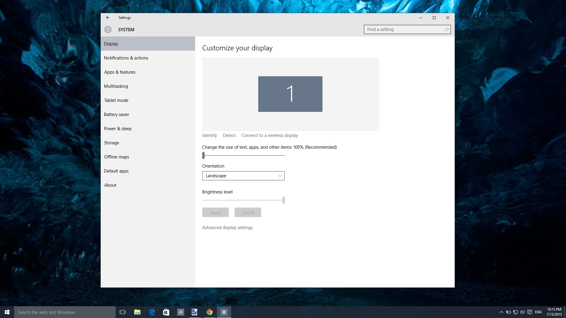 Hands-on with Windows 10 Build 10240 (RTM) 34