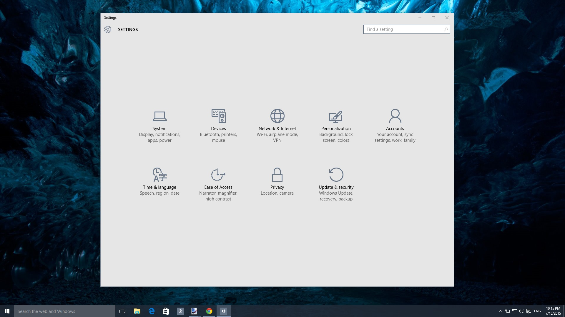 Hands-on with Windows 10 Build 10240 (RTM) 38