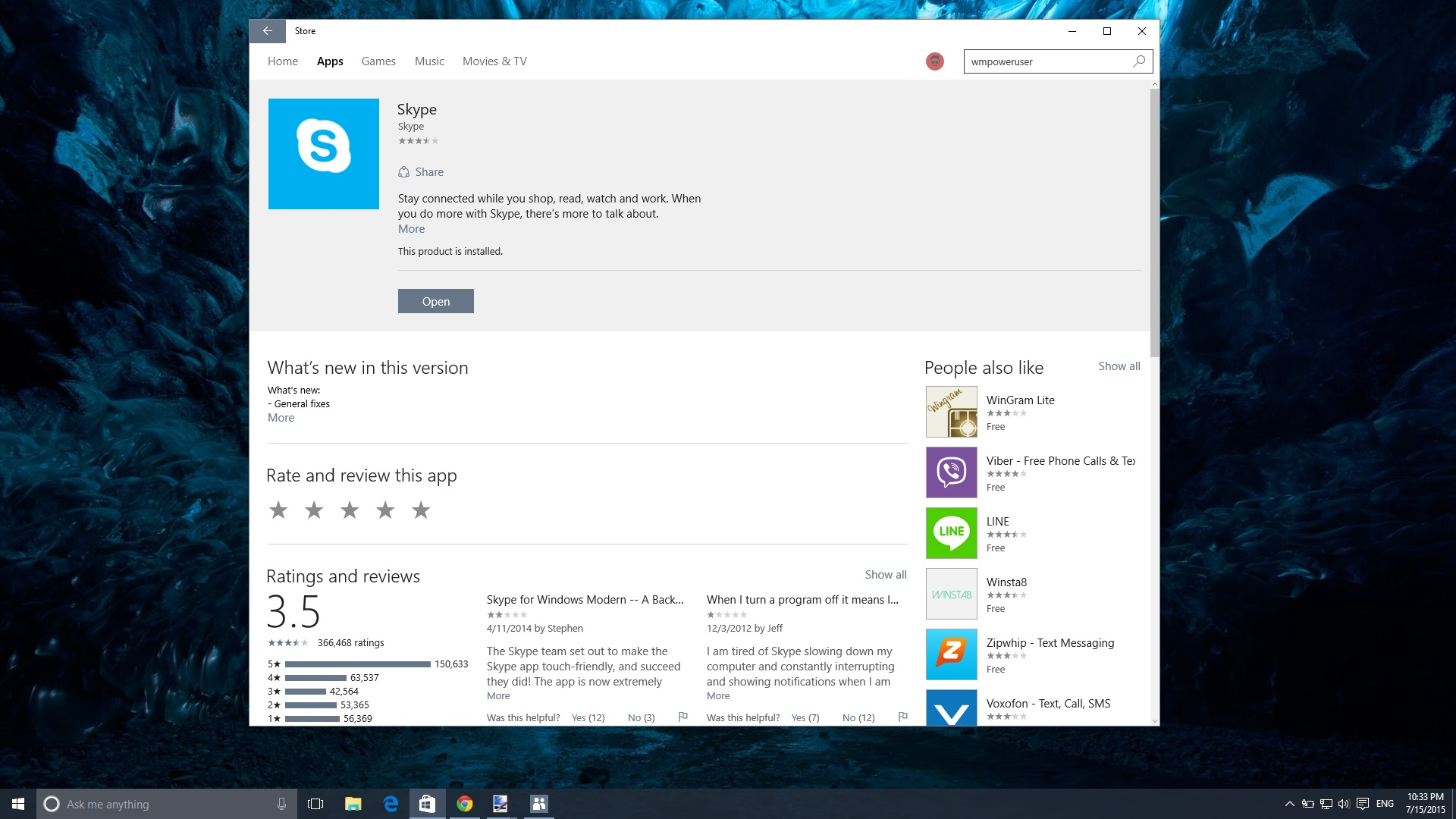 Hands-on with Windows 10 Build 10240 (RTM) 19