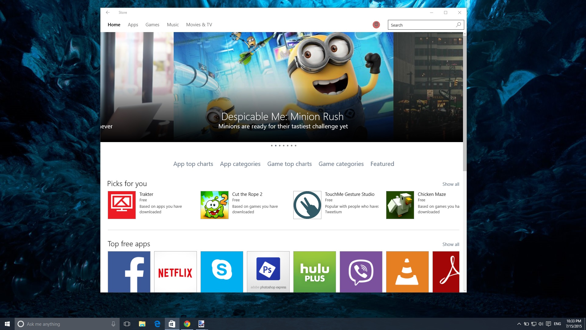 Hands-on with Windows 10 Build 10240 (RTM) 24