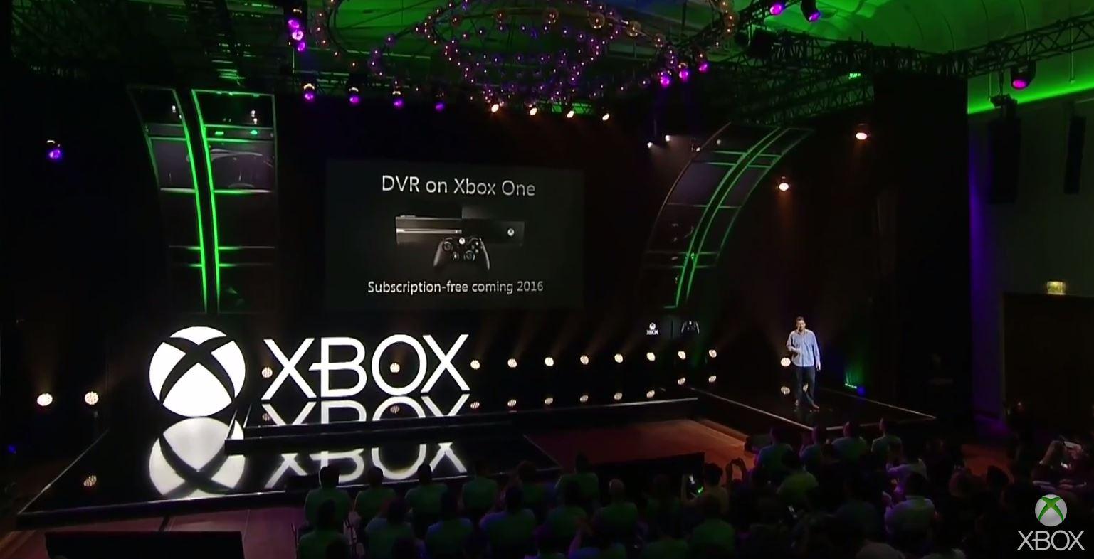 DVR Xbox One