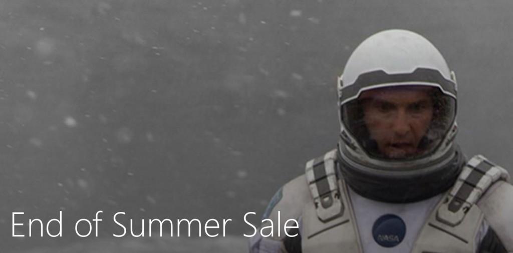 Interstellar Sale