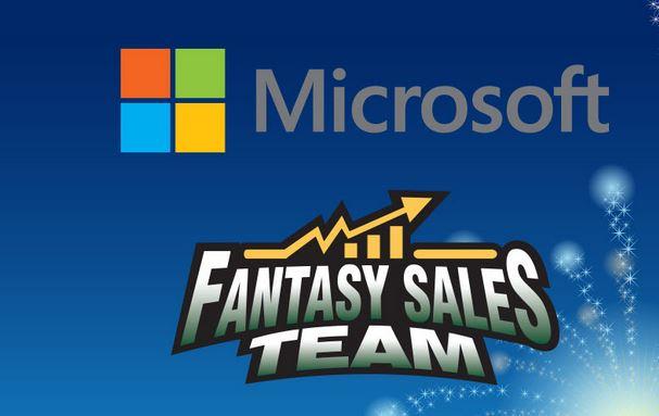 Microsoft Fantasy Sales Team