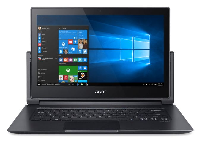 Acer R13 Windows 10