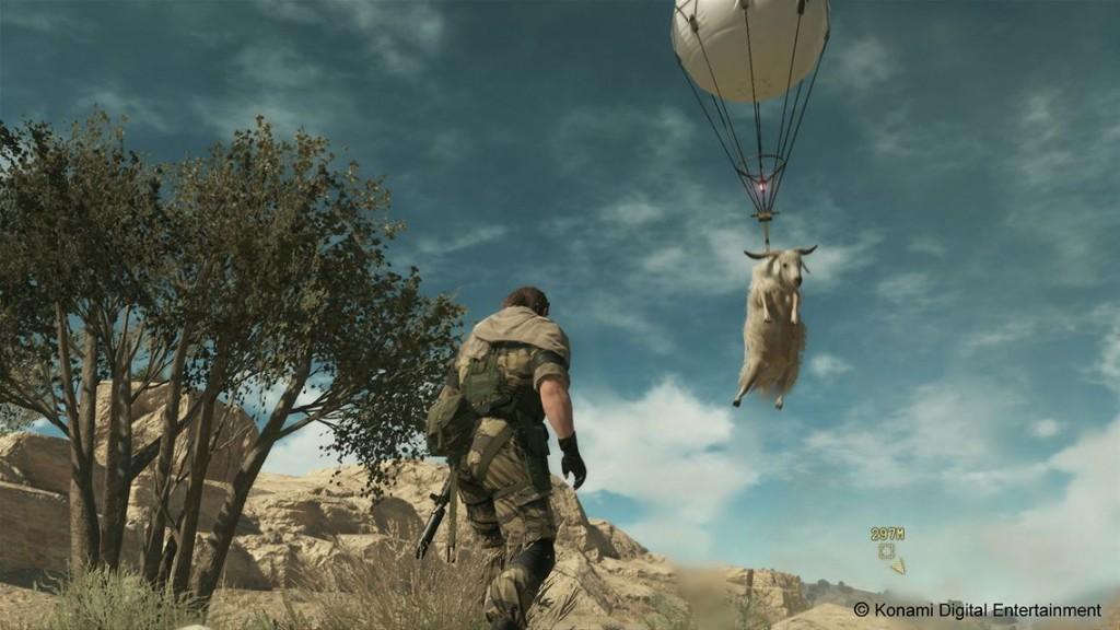 MGS 5 Xbox One