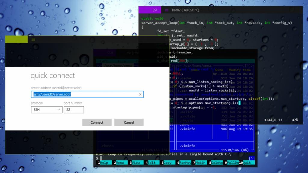 Token2Shell MD Windows Store SSH Client