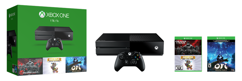 Xbox One Holiday Bundle