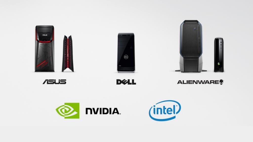 oculus PCs