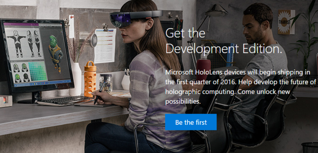HoloLens Dev Events