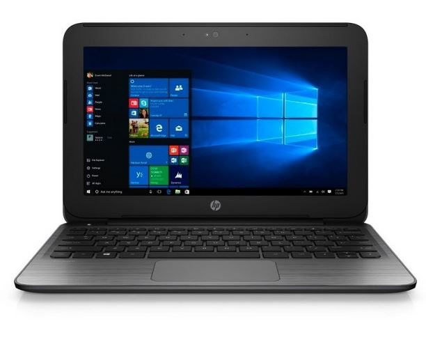 Hp Stream 11 black