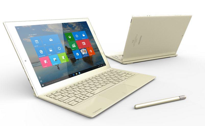 Toshiba Dynapad Windows 10