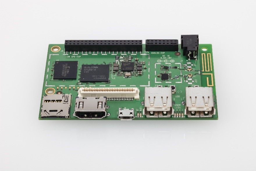 Windows 10 DragonBoard410