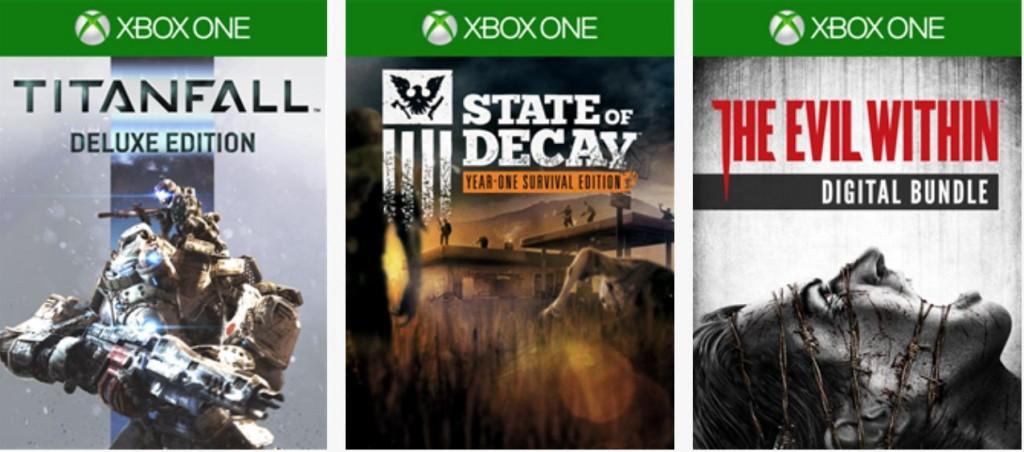 Xbox Live Deals October