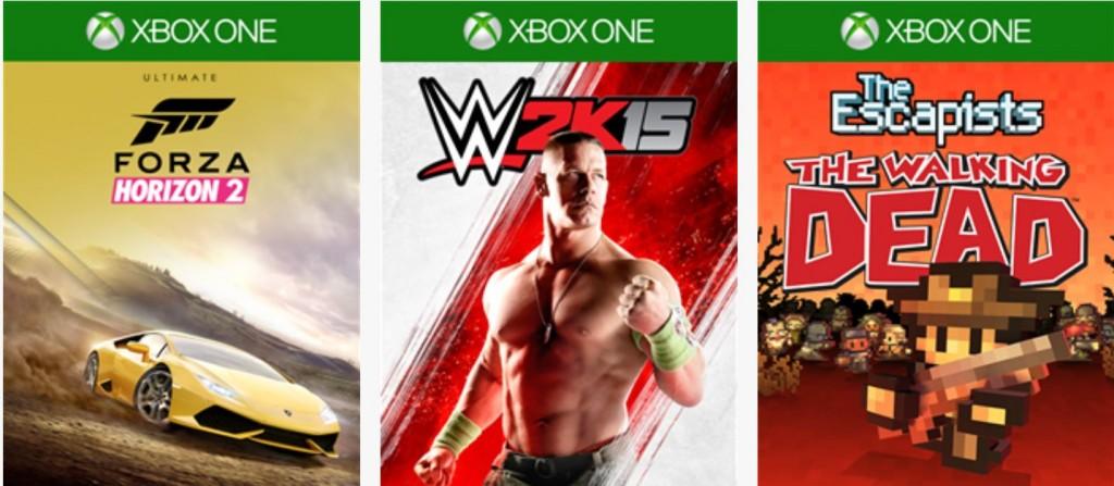 Xbox Live Oct Deals