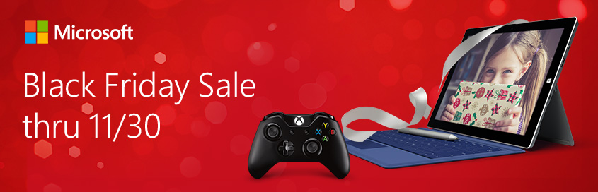 Microsoft Store Black Friday Deal