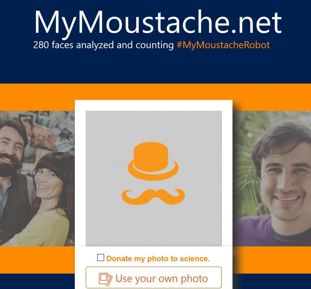 My Moustache Microsoft