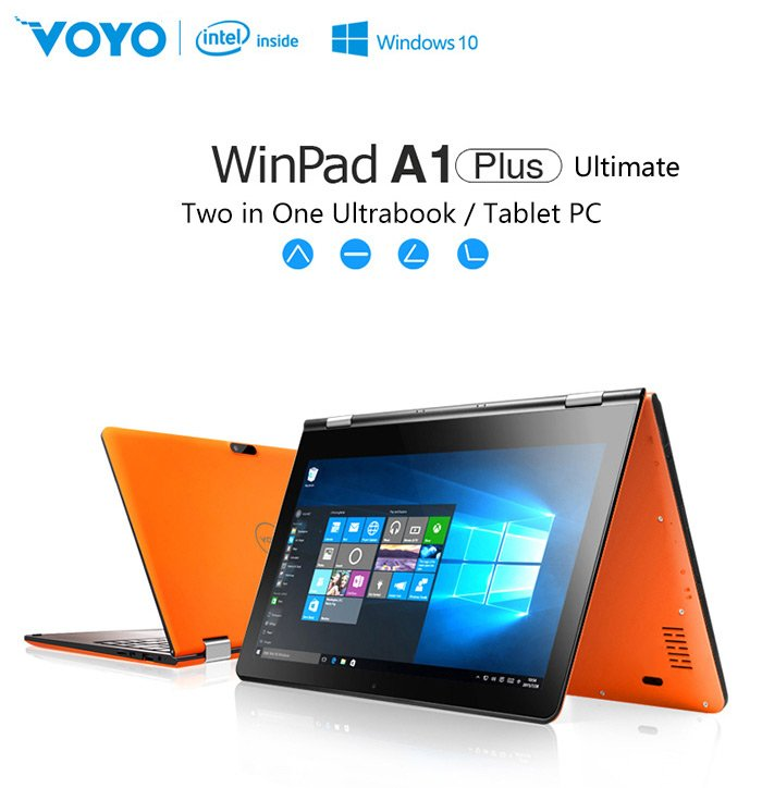 VOYO A1 Plus Windows 10