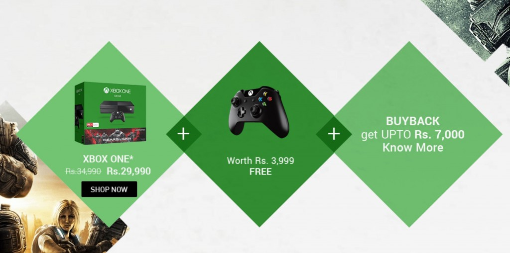 Xbox Buyback Snapdeal