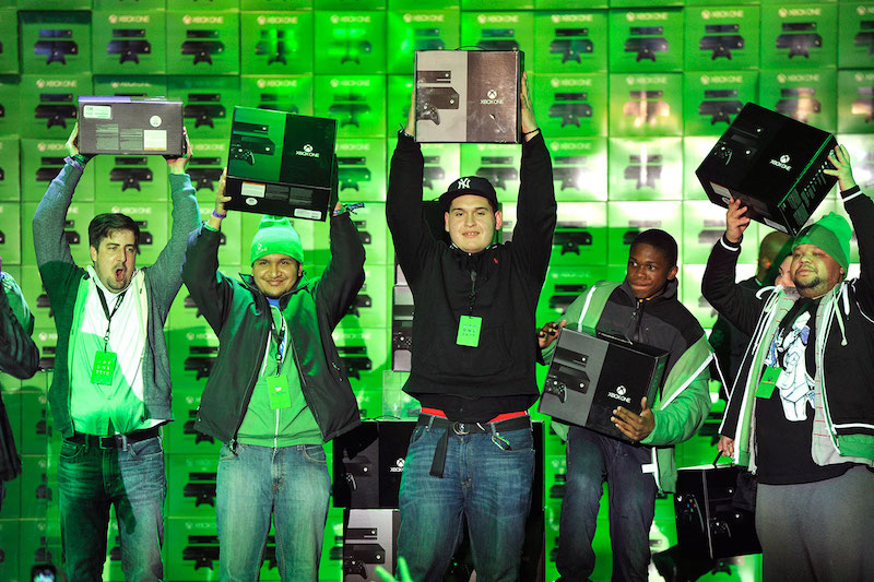 Xbox One Launch Event