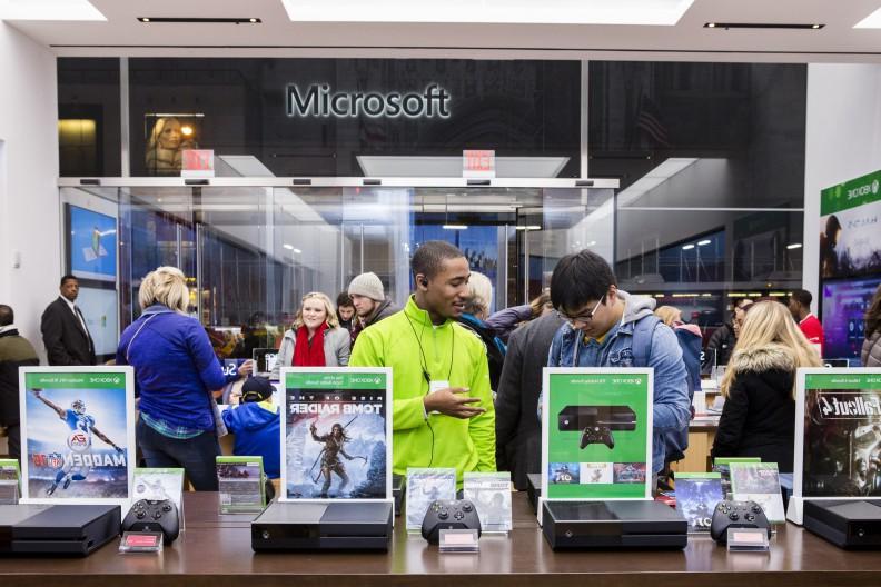 Xbox Sales