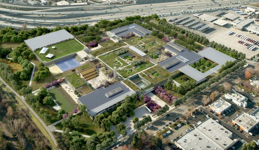 Microsoft Silicon Valley Campus (Small)