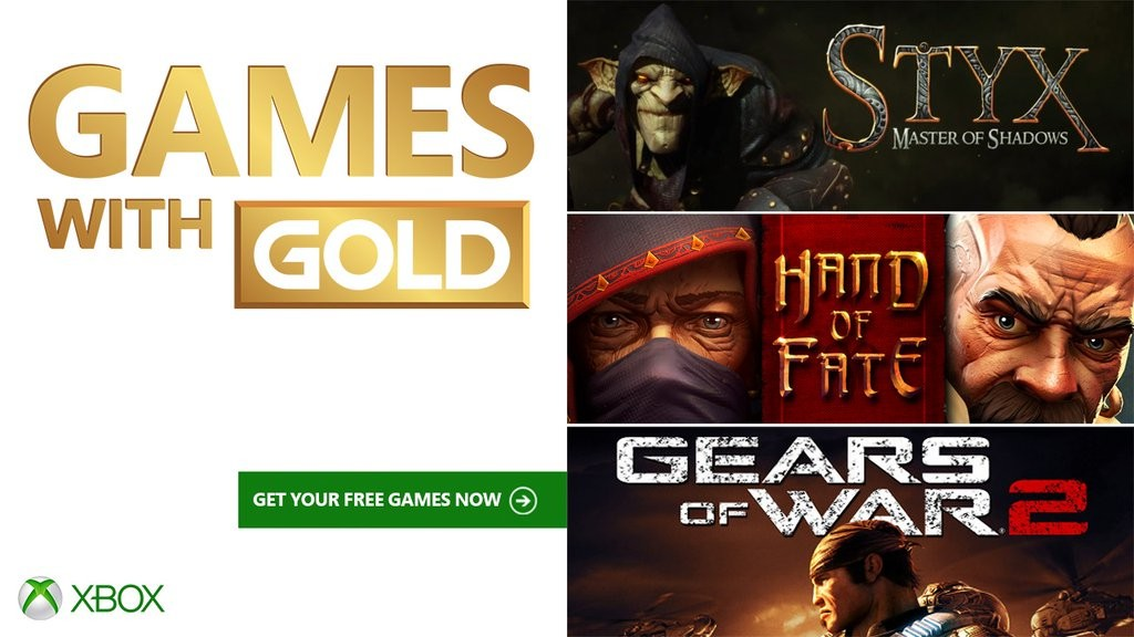 Games with Gold Feb 16th